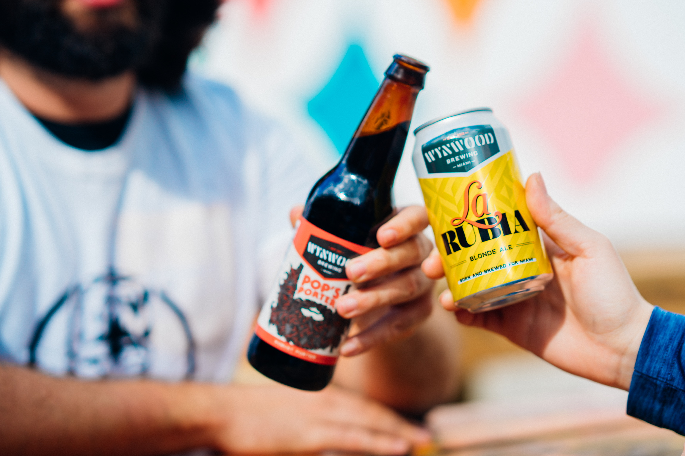 Wynwood Brewing Company - Miami's First Craft Production